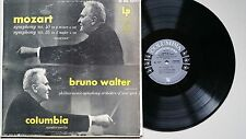 Mozart Symphony 35 & 40 Walter LP Columbia 6 Eye 4693 ML
