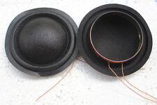2 pcs diaphragm voice coil is suitable for top Hivi DMB - A midrange speakers