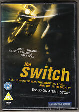 THE SWITCH - CRAIG T NELSON, GARY COLE - TRUE STORY - NEW & SEALED R2 PAL DVD
