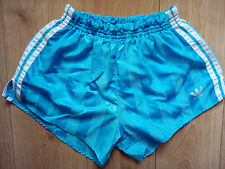 Adidas Originals 80's Vintage Mens Nylon Shorts Running Made in West Germany