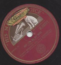Buddy Morrow and his Orchestra :One mint Julep + Got you one mind