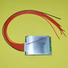 BMS PCB PCM for 36V 10S 20A Li-ion Lipolymer Battery Same Charge/Discharge port