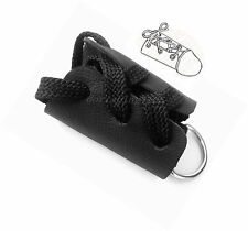 Professional Male Penis Enlarger Extender Stretcher Leather Hanger Lace Clip 1#