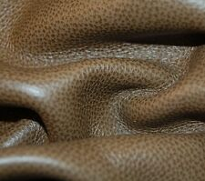 75 sf 3.5 oz Taupe Tan Leather Cow Hide Upholstery Skin a6ce f