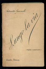 GIACOMELLI ANTONIETTA LUNGO LA VIA BARBERA 1890