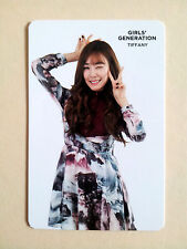 SNSD Girls' Generation SMTOWN COEX OFFICIAL FORTUNE COOKIE PHOTOCARD - Tiffany