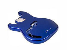 NEW LEFTY Fender American Standard Precision P Bass BODY USA Mys Blue 0998029795