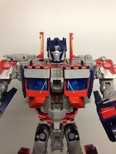 2007 Transformers Movie Premium Leader Class Optimus Prime loose rare