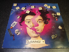 "World Party,Bang,vinyl 12"" LP Original 1993 1st U.K press(CHEN 33)Rare EXCELLENT"