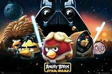 Angry Birds Star Wars : Space - Maxi Poster 61cm x 91.5cm (new & sealed)