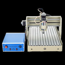 3Axis 400W 3040 CNC Router engraver/engraving drilling/milling machine Desktop