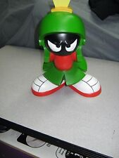 BIG Marvin the Martian Statue 1997 Warner Brothers Studio Store 15 Inches Resin