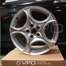 "GENUINE 17"" USED ALLOY WHEEL FOR ALFA ROMEO 159 SPORTWAGON BRERA SPIDER 60695011"