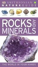 Nature Guides: Rocks and Minerals : The World in Your Hands by Dorling...
