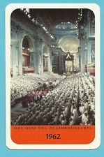 Pope John XXIII Cool Collector Card  Europe Have a Look! B