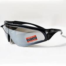 Biker Chopper Fahrrad Sport Brille Sonnenbrille Splitterfrei UV400 Verspiegelt