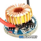 17mm 2A CC 16V 2 LEDs - CREE 10W XM-L2 T6 U2 LED Flashlight Driver Circuit Board