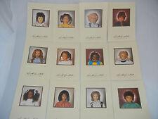 Annette Himstedt Puppen Kinder - 12 verschiedene Postkarten (meine Pos-Nr. 09)