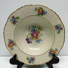SYRACUSE CHINA FEDERAL SHAPE SANTA ROSA  CEREAL/SOUP PLATE  MADE IN AMERICA