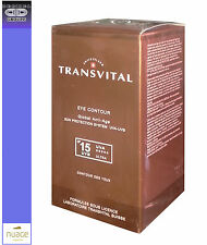 TRANSVITAL EYE CONTOUR IP 15 SUN PROTECTION SYSTEM 15 ML Solari Contorno Occhi