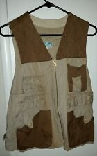 red head small/medium game hunting shooting vest