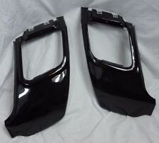 Range Rover Evoque Rear Bumper Black Exhaust Trim Finishers For Dynamic Models