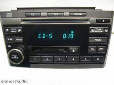 2000 01 02 03 NISSAN Maxima AM FM Radio Stereo Tape Cassette CD Player CR120 OEM