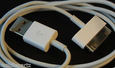 Original Apple Ipod Phone 2g 3g 3gs 4 Y 4s de datos USB / Sync & Charge Cable ma591g/a