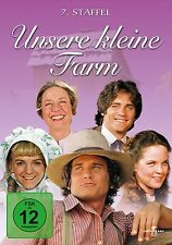 DVD UNSERE KLEINE FARM - STAFFEL 7 (Season) - Box-Set - MICHAEL LANDON ** NEU **