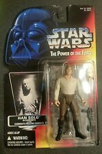 "STAR WARS The Power Of The Force Han Solo In Carbonite Frezzing Cha 3.75"" Figure"