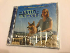 THE ECHO OF THUNDER (Rosenthal) OOP Intrada Ltd Score OST Soundtrack CD SEALED
