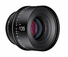 Rokinon XEEN 135mm T2.2 Professional Cine Lens for Sony E Mount - XN135-NEX
