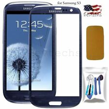 Replacement Front Screen Glass Lens for Samsung Galaxy S6 S5 S4 S3 Tools Kit
