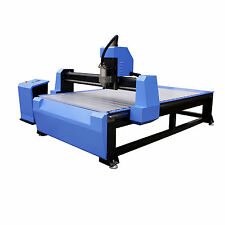 3KW Water Cooling Wood CNC Router Engraving Drilling Machine 1300*2500