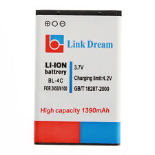 Hot Sale BL-4C 3.7V 1390mAh Phone Battery For Nokia 2650/5100/6100/6101/6103