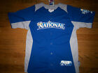 NATIONAL LEAGUE NEW MLB MAJESTIC AUTHENTIC COOL BASE 2012 ALL-STAR KIDS JERSEY