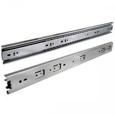 20 Inch Full Extension Side Mount Ball Bearing Drawer Slides 10 Set Case