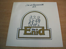 the enid live at hammersmith volume 2  private pressing vinyl lp enid 2