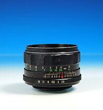 Auto Reflex 2.8/50mm für M42 Objektiv lens objectif - (101178)