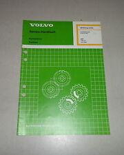 Werkstatthandbuch Konstruktion Volvo 440 / 480 Kraftstoffanlage B18K / B18KP