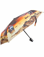 Doctor Who Time Lord TARDIS Umbrella - Official BBC Dr Who Umbrellas - Lovarzi