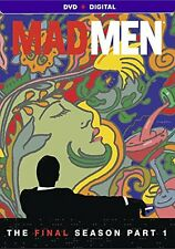 MAD MEN: SEASON 7, PART 1 DVD - THE FINAL SEASON PART 1 [3 DISCS] - NEW UNOPENED