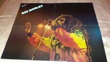 richard sanderson,bob marley-double poster 60x45 france