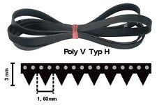 1150 H7 EL Poly-V Riemen Keilriemen = 1151H7EL (elast.)