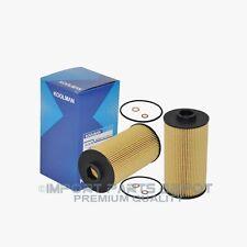 BMW Engine Oil Filter Premium 10717 (2pcs)