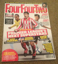 FourFourTwo magazine 185 January 2010