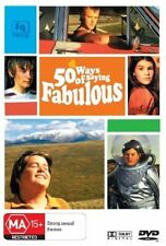 50 Ways Of Saying Fabulous Dvd R4*Gay Interest*Sealed*