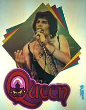 Queen, Freddy mercury 80s, vintage retro tshirt transfer print new, NOS