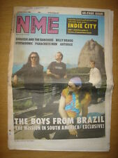 NME 1988 SEP 24 MISSION SIOUXSIE BILLY BRAGG ANTHRAX