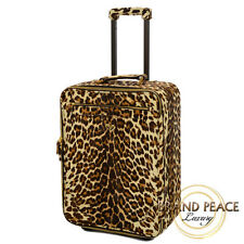 Prada carry bag Unborn Calf Leopard Free Shipping